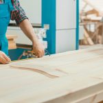 solutie tehnica care previne craparea usilor exterioare din lemn